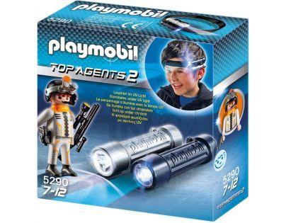 Playmobil 5290 - Špionážní UV svítilna