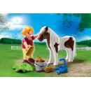 Playmobil 5291 - Holčička s poníkem 2