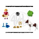 Playmobil 5291 - Holčička s poníkem 3