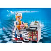 Playmobil 5292 - Servírka u pokladny 2