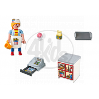 Playmobil 5292 - Servírka u pokladny 3