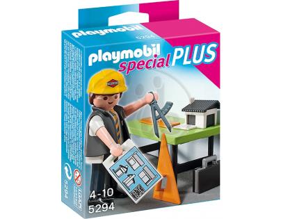 Playmobil 5294 - Stavební architekt