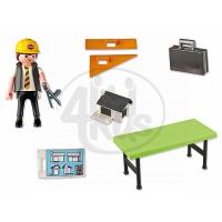 Playmobil 5294 - Stavební architekt 3