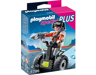 Playmobil 5296 - Top Agent a Segway