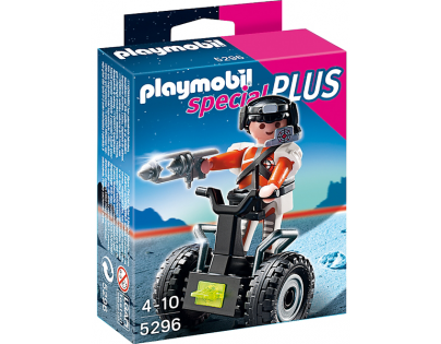 Playmobil 5296 - Top Agent a Segway