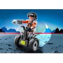 Playmobil 5296 - Top Agent a Segway 2