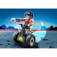 Playmobil 5296 - Top Agent a Segway 2