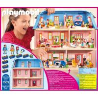 Playmobil 5303 Romantický dům pro panenky 5