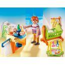 Playmobil 5304 Dětský pokoj s kolébkou 2