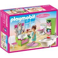 Playmobil Romantická koupelna