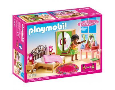 Playmobil 5309 Ložnice s toaletením stolkem