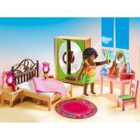 Playmobil 5309 Ložnice s toaletením stolkem 3