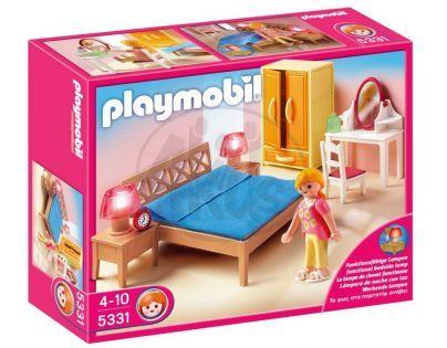 Playmobil 5331 - Ložnice rodičů