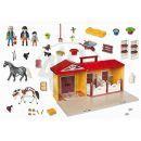 Playmobil 5348 Přenosné koňské stání 3