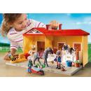 Playmobil 5348 Přenosné koňské stání 4