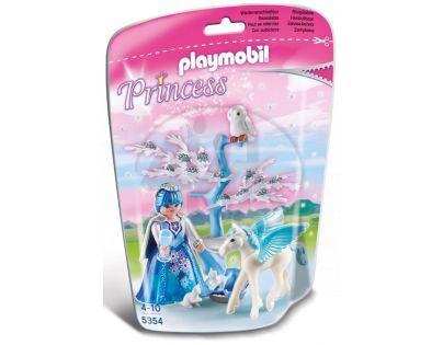 Playmobil 5354 Zimní princezna s Pegasem