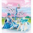 Playmobil 5354 Zimní princezna s Pegasem 2