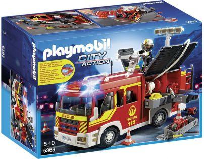 Playmobil 5363 Hasičská stříkačka s majáky