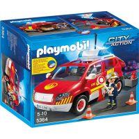 Playmobil 5364 Auto velitele hasičů