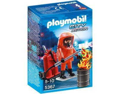 Playmobil 5367 Protichemická jednotka
