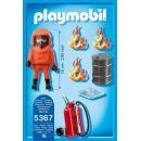 Playmobil 5367 Protichemická jednotka 3