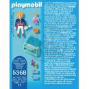 Playmobil 5368 Maminka a dítě s přebalovacím pultem 3
