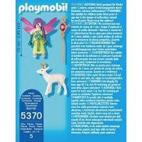 Playmobil 5370 Víla s kouzelným srncem 3