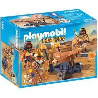 Playmobil 5388 Egypťané s ohnivou balistou