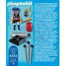 Playmobil 5413 - Pirát s dělem 2