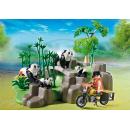 Playmobil 5414 Pandy v bambusovém háji 2