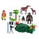 Playmobil 5415 - Gorily a Okapi s kameramanem 3