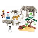 Playmobil 5417 Africká savana se zvířaty 3