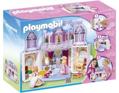 Playmobil 5419 - Přenosný kufřík Princeznin zámek
