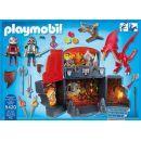 Playmobil 5420 - Přenosný kufřík Dračí sluj 2