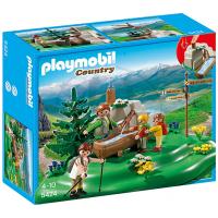 Playmobil 5424 - Rodinná procházka k pramenu