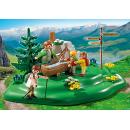 Playmobil 5424 - Rodinná procházka k pramenu 2