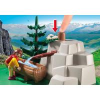 Playmobil 5424 - Rodinná procházka k pramenu 5