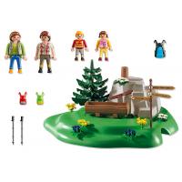 Playmobil 5424 - Rodinná procházka k pramenu 6