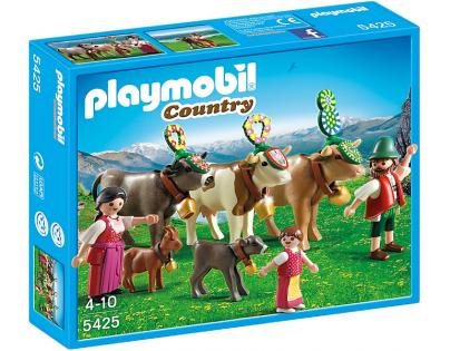 Playmobil 5425 - Festival v Alpách