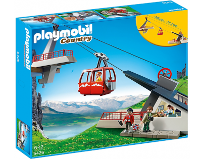 Playmobil 5426 - Lanovka
