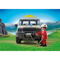 Playmobil 5427 - Terénní auto horské služby 4