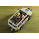Playmobil 5427 - Terénní auto horské služby 5