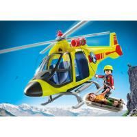 Playmobil 5428 - Helikoptéra horské služby 2