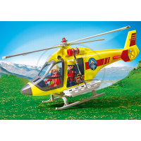 Playmobil 5428 - Helikoptéra horské služby 3