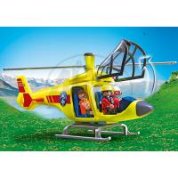 Playmobil 5428 - Helikoptéra horské služby 5
