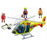 Playmobil 5428 - Helikoptéra horské služby 6