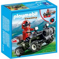 Playmobil 5429 - Čtyrkolka horské služby