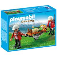Playmobil 5430 - Horská služba a zraněná turistka