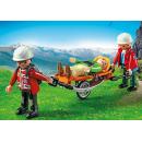Playmobil 5430 - Horská služba a zraněná turistka 2