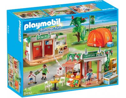 Playmobil 5432 - Velký autokemp